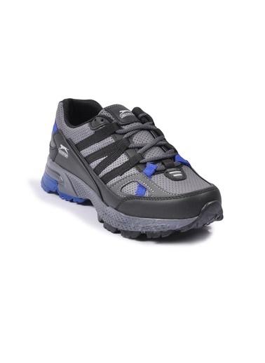 Slazenger Arasta Gri Unisex Spor Ayakkabı Gri